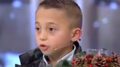 Photo of Gjeniu 7 vjeçar shqiptar, thyen rekordin Gines në botë, reciton pa u ndalur mbi 3000 vargje të Fishtës